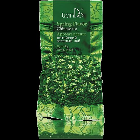Зеленый чай ''Аромат весны''