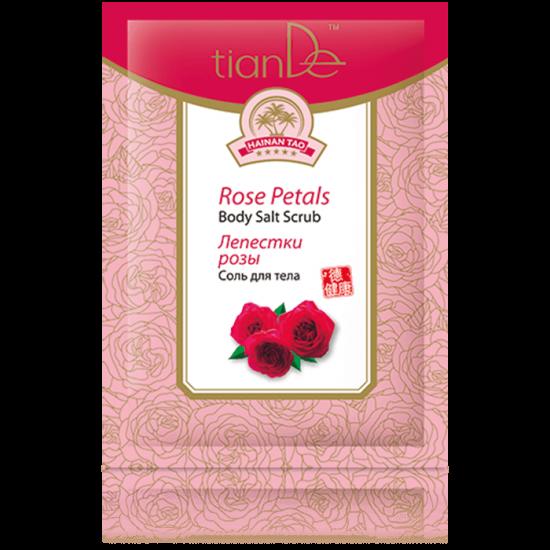 Соль для тела ''Лепестки розы'' Hainan Tao