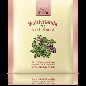Фитомаска для лица ''Мультивитаминная'' Pro Botanic