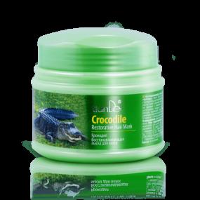 Восстанавливающая маска для волос ''Крокодил''