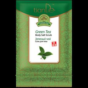 Соль для тела ''Зеленый чай'' Hainan Tao