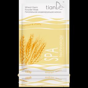 Питательная моделирующая маска ''Зародыши пшеницы'' SPA technology