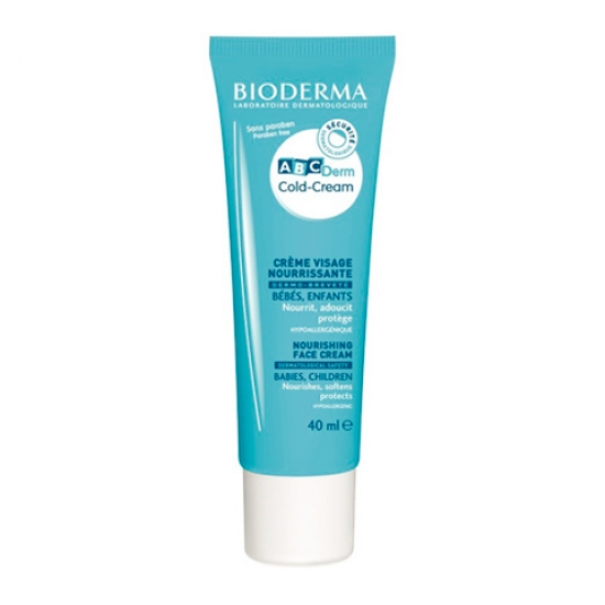 Биодерма АВСДерм Колд-крем Bioderma ABCDerm Cold-Cream Nourishing Face Cream
