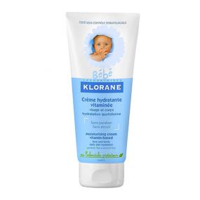 Клоран Бебе Крем увлажняющий с Календулой Klorane Baby Cleansing Lotion No-Rinse