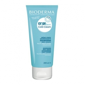 Биодерма АВСДерм Колд-крем для тела Bioderma ABCDerm Cold-cream nourishing body cream