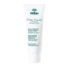 Нюкс Крем Фреш Формула Лайт Эмульсия для комбинированной кожи Nuxe Creme Fraiche 24 HR soothing and moisturizing emulsion