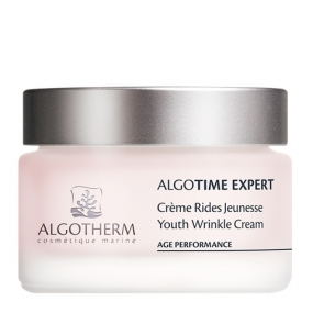 Альготерм АльгоТайм Эксперт Омолаживающий крем от морщин Algotherm Youth Wrinkle Cream