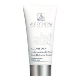 Альготерм АльгоГидра Ресурс Аква-эмульсия Algotherm Aqua RE•Source Emulsion
