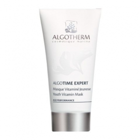 Альготерм АльгоТайм Эксперт Омолаживающая витаминная Маска Algotherm Youth Vitamin Mask