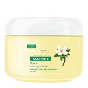 Клоран Маска для блеска волос с воском Магнолии Klorane Mask with magnolia wax