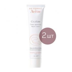 Авен Сикальфат Крем восстанавливающий целостность кожи (2 штуки) Avene Cicalfate Repair сrеam