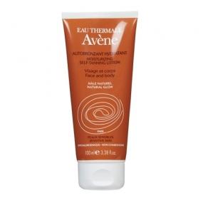 Авен Автобронзант для лица и тела увлажняющий Avene Moisturizing self-tanning lotion