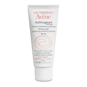Авен Антиружер Увлажняющая эмульсия от покраснений SPF 20 Avene Antirougeurs Redness-relief moisturizing protecting emulsion