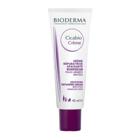 Биодерма Цикабио Крем Bioderma Cicabio skin irritation cream