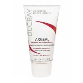 Дюкрэ Аржеаль Шампунь для жирных волос Ducray Argeal Shampoo
