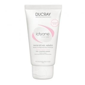 Дюкрэ Иктиан Крем для рук Ducray Ictyane Hand cream