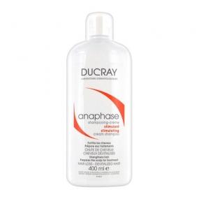 Дюкрэ Анафаз Шампунь стимулирующий Ducray Anaphase Stimulating cream shampoo 400 мл