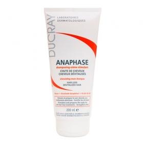 Дюкрэ Анафаз Шампунь стимулирующий Ducray Anaphase Stimulating cream shampoo 200 мл
