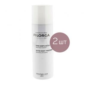 Филорга Мусс-детокс Питательный для тела (2 штуки) Filorga Detox Body Treatment