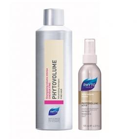 Фито Фитоволюм Набор для укладки волос (2 средства)