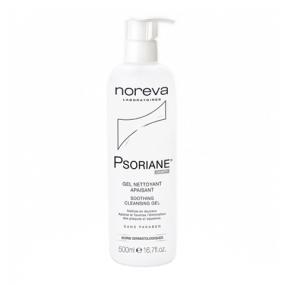 Норева Псориан Гель очищающий успокаивающий Noreva psoriane soothing cleansing gel