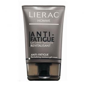 Лиерак Гель-крем для усталой кожи восстанавливающий увлажняющий для мужчин Lierac Anti-fatigue revitalizing moisture gel cream