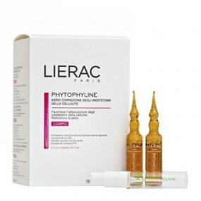 Лиерак Фитофилин Ампулы от запущенного целлюлита Lierac Phytophyline Intensive phytocosmetic program