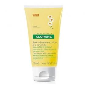 Клоран Крем-блеск с Ромашкой для светлых волос Klorane Conditioner with chamomile