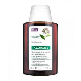 Клоран Шампунь с экстрактом Хинина Klorane Shampoo with quinine and B vitamins 100 мл
