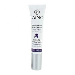 Лено Уход для контура глаз и губ с аргановым маслом Laino Soin Contour Yeux & Levres