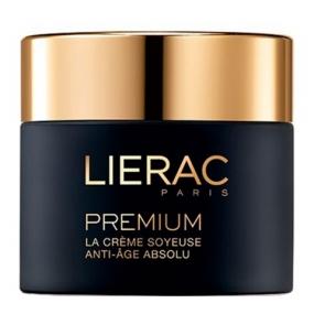Лиерак Премиум Крем бархатистый Облегченная текстура Lierac Premium la Creme Soyeuse
