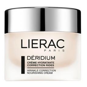 Лиерак Деридиум Крем увлажняющий от морщин Lierac Deridium Creme Hydratante Correction Rides Peaux Normales e Mixtes