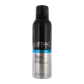 Лиерак Гель Комфорт для бритья увлажняющий Lierac Homme Gel e Raser Hydratant Protecteur