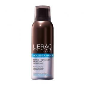 Лиерак Мусс для бритья увлажняющий Lierac Mousse de rasag express shaving foam anti-irritation moisturizing foam