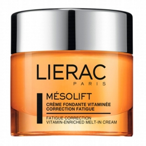"Лиерак Мезолифт Крем антивозрастной ""Энергия-Сияние-Тонус"" Lierac Mesolift Fatigue Correction Vitamin-Enriched Melt-In Cream"