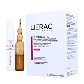 Лиерак Фитоластил Ампулы для предупреждения и коррекции растяжек Lierac Phytolastil Stretch mark correction serum