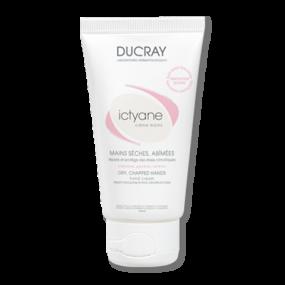 Дюкрэ Иктиан Крем для сухой кожи Ducray Ictyane Dry chapped hands cream