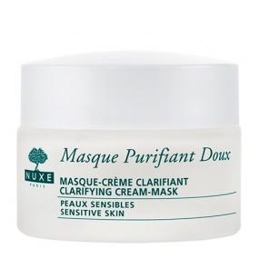 Нюкс Крем-маска нежная очищающая с лепестками роз Nuxe Rose Petals Clarifying cream-mask