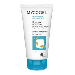 Биорга Микожель Гель очищающий пенящийся Biorga Mycogel Foaming cleansing gel