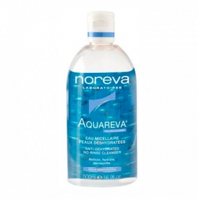 Норева Акварева Вода мицеллярная для обезвоженной кожи Noreva Aquareva Eau Micellaire Peaux Deshydratees