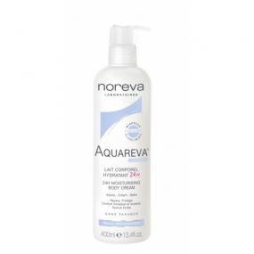 Норева Акварева Молочко увлажняющее для тела 24 часа Noreva Aquareva 24H moisturising body cream