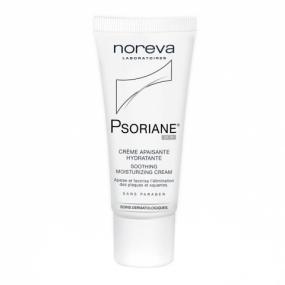 Норева Псориан Крем увлажняющий успокаивающий Noreva Psoriane Creme Apaisante Hydratante