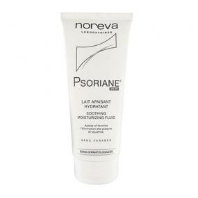 Норева Псориан Молочко успокаивающее, увлажняющее Noreva psoriane soothing moisturizing fluid