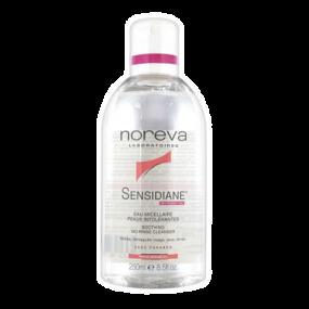 Норева Сенсидиан Очищающая успокаивающая мицеллярная вода Noreva Sensidiane Soothing non rinse cleanser 250 мл