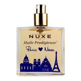 Нюкс Продижьёз Масло сухое Париж Ограниченный выпуск Nuxe Dry Oil Huile Prodigieuse Paris Limited Edition