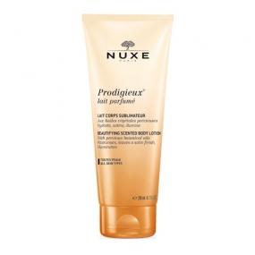 Нюкс Продижьёз Молочко для тела парфюмированное Nuxe Prodigieux Lait Parfume