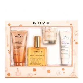 Нюкс Набор Продижьез 2016 (4 средства) Nuxe Coffret Noel Soins Prodigieux® 2016