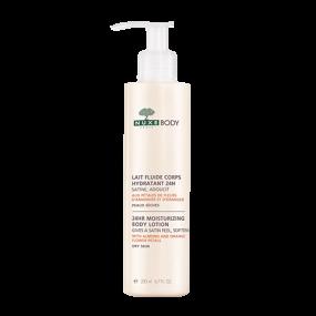 Нюкс Боди Молочко нежное Увлажнение 24 часа Nuxe Prodigieux 24 HR moisturizing body lotion