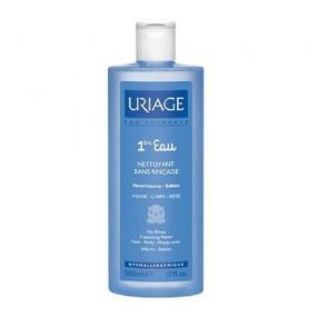 Урьяж Первая Вода Очищающая вода для детей и новорожденных Uriage 1-ere Eau Cleansing water