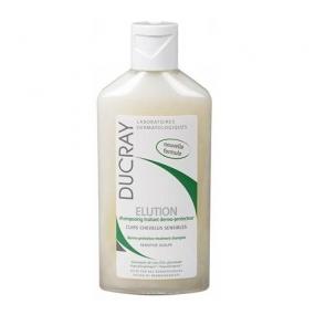 Дюкрэ Элюсьон Шампунь оздоравливающий Ducray Elution Shampoo